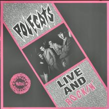 The Polecats - Live And Rockin'